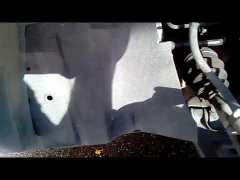 Защита двигателя и коробки левая Ravon R3.