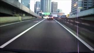 getlinkyoutube.com-サンバー 車高調装着 首都高を走ってみた.wmv