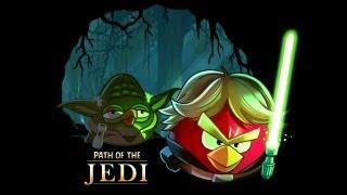 getlinkyoutube.com-Angry Birds Star Wars - Path of the Jedi - HD Gameplay Trailer