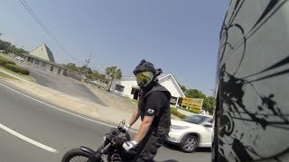 getlinkyoutube.com-First Time on a Harley Davidson