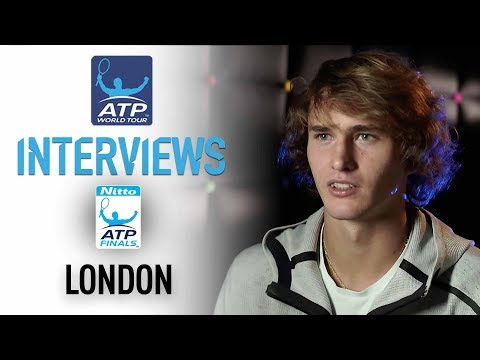 Zverev Anticipates High Energy And Great Tennis In London 2017
