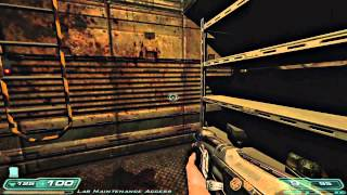 GX Gaming - Doom 3 MOD - [Extreme Quality] [Part 01] - RoE Levels 1 - 7