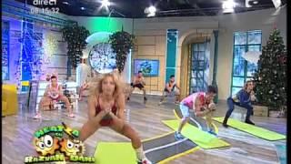 getlinkyoutube.com-Antrenament sexy de condiţie fizică