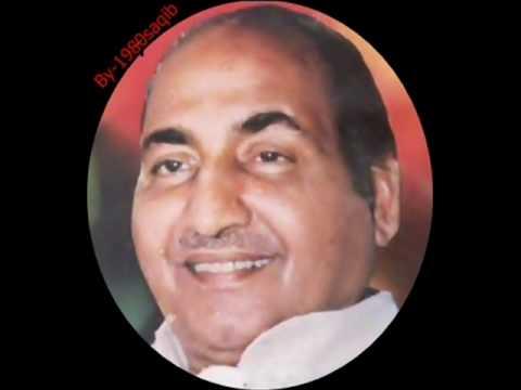 Mohammad Rafi - O Mere Khuda Mera Koi Nahin Hai.