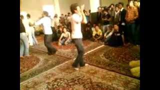getlinkyoutube.com-Afghan Arosi in iran - Bagher abad