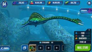 getlinkyoutube.com-Jurassic World: Das Spiel #49 Prognathodon & Styxosaurus Lvl. 40!! [60FPS/HD]   Marcel