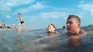 getlinkyoutube.com-пляж  Евпатория 11.07.2015 ч.2