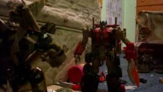 getlinkyoutube.com-Transformers rotf forest battle (Extended Redo)