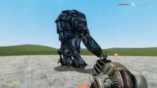 getlinkyoutube.com-Gmod 13 Half-Life Renaissance addon