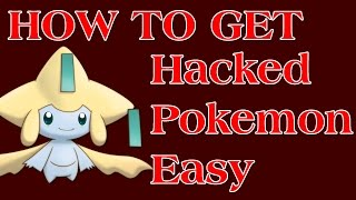 getlinkyoutube.com-How to Get a Any Hacked Pokemon Easy with QR Codes - [X & Y or Omega Ruby and Alpha Sapphire]