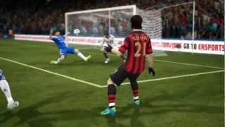 Fifa 13 Előzetes - GameTeVe