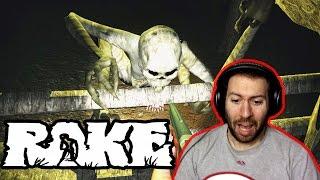 getlinkyoutube.com-Rake Multiplayer Part 1: HE'S CLIMBIN' IN YO WINDOWS!!!!