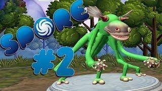 getlinkyoutube.com-UGLIEST CREATURE EVER | Spore - Part 2