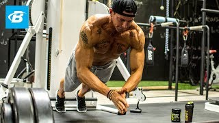 getlinkyoutube.com-Full-body Strength and Power Workout   True Muscle Trainer: 9 Weeks To Elite Fitness