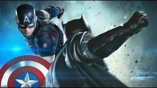 Batman vs Captain America - Epic Fan Trailer