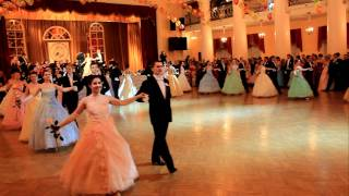 getlinkyoutube.com-Polonaise (Pushkin Ball 2011)