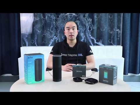 HOW-TO: Pair and Connect your Amazon Echo with a Logitech Harmony Home Hub
