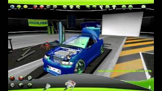 getlinkyoutube.com-Duhen 2.2 i4 Turbo Engine (Street Legal Racing Redline 2.3.0 LIVE! Edition)