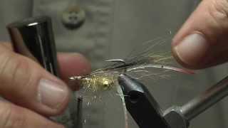 getlinkyoutube.com-Fly Tying Instruction: Peter Koga Ties the Saltwater Shrimp