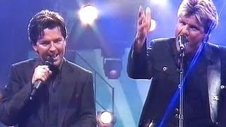 getlinkyoutube.com-Modern Talking - You're My Heart, You're My Soul '98 (ARD Aids Gala Stars 1998) [HD]