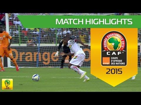 Cote D Ivoire vs Guinea AFCON 2015