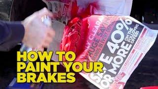 flushyoutube.com-How to paint your brake calipers DIY