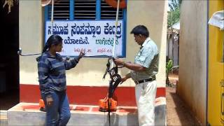getlinkyoutube.com-Agriculture equipments in CRC Kannada BAIF Karnataka