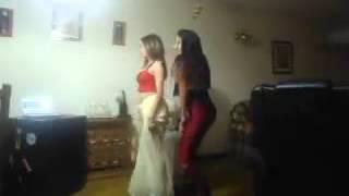 getlinkyoutube.com-Chicas bailando el teke teke concordia