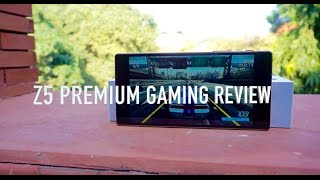 getlinkyoutube.com-Sony Xperia Z5 Premium Gaming Review /Benchmarks/Heating Issues?