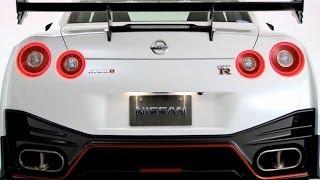 getlinkyoutube.com-► 2014 Nissan GT-R NISMO Debut