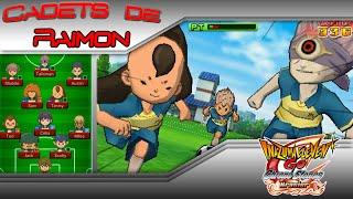 getlinkyoutube.com-Cadets de Raimon | Recrutement Vulpeen - Inazuma Eleven Go Chrono Stones: Brasier et Tonnerre