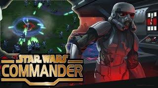 getlinkyoutube.com-The Rebellion vs The Blackwing virus ! Undead Troopers event | Star Wars Commander Rebels # 54