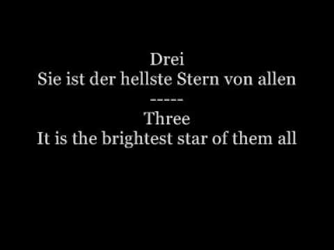 Rammstein-Sonne With English Lyrics
