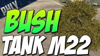getlinkyoutube.com-M22 VS TIER 5 CHALLENGE - BUSH TANK ( War Thunder Tanks Gameplay)