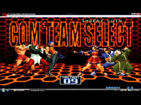 THE KING OF FIGHTER 2002 K9999 THE KOF 2002 Magic Plus II