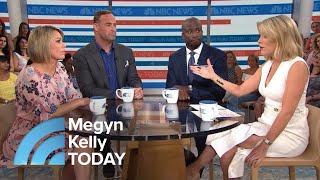 Megyn-Kelly-Roundtable-Talks-Trapped-Thai-Soccer-Team-Giraffe-Trophy-Kill-Megyn-Kelly-TODAY width=