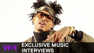 getlinkyoutube.com-August Alsina Plays Never Have I Ever | Exclusive Music Interviews | VH1