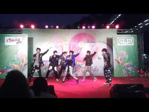 120428 Millenium Boy cover EXO-K :: MAMA @ Hello! Korea by MBK&iTeen