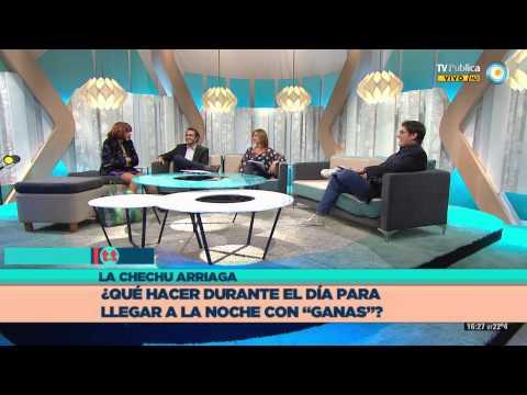 TesT - La sexóloga Chechu Arriaga - 11-11-13