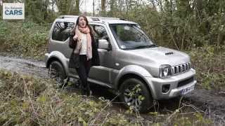 getlinkyoutube.com-Suzuki Jimny 2015 review: small, but tough | TELEGRAPH CARS