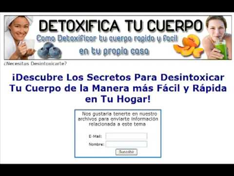 Videos Related To 'desintoxicar El Higado   desintoxicar.in