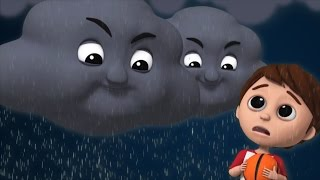 getlinkyoutube.com-Luke & Lily - Rain rain go away | Nursery Rhymes | Kids songs