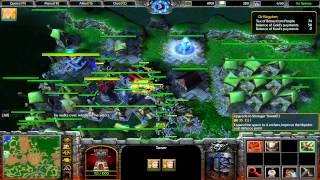getlinkyoutube.com-Warcraft 3 TFT - Conqueror #2