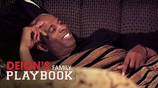 getlinkyoutube.com-The Kids Take Care of Deion For Once | Deion's Family Playbook | Oprah Winfrey Network