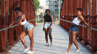 Skelewu x Omo Alhaji Dance Medley -- Diamond Divas