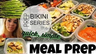 getlinkyoutube.com-Quick & Simple Meal Prep | Bikini Prep Series Ep.6