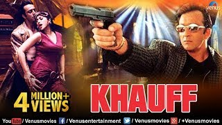 Khauff | Hindi Full Movie | Sanjay Dutt | Manisha Koirala | Latest Bollywood Movie