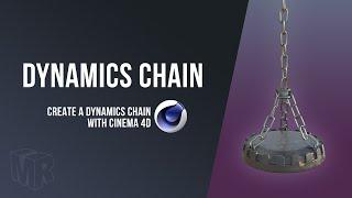 getlinkyoutube.com-Cinema 4D Dynamics Chain using Connectors