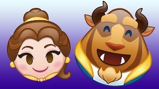 getlinkyoutube.com-Beauty and the Beast As Told By Emoji | Disney