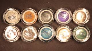 getlinkyoutube.com-Maybelline 24hr Color Tattoo Eyeshadow: Review/Swatches